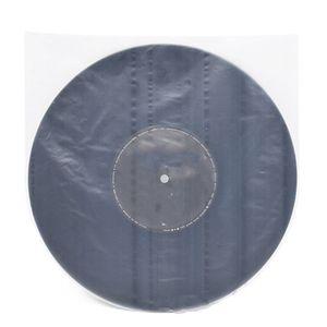 Image 1 - 100 Cái/2 Túi Chống Tĩnh Điện Bên Trong Tay Túi Bảo Vệ Cho 10 Inch Vinyl LP Ghi Chép CD DVD đĩa Bộ Phụ Kiện 95AF