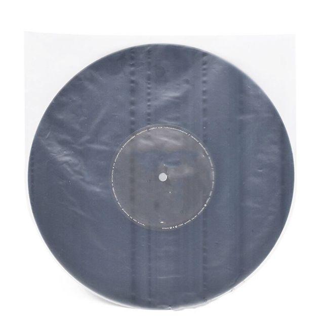 100 Cái/2 Túi Chống Tĩnh Điện Bên Trong Tay Túi Bảo Vệ Cho 10 Inch Vinyl LP Ghi Chép CD DVD đĩa Bộ Phụ Kiện 95AF