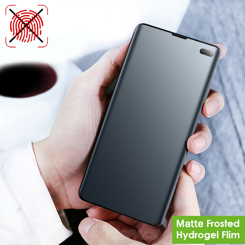 Soft Frosted Full Cover Front And Back Matte Screen Protector For Samsung Galaxy 1