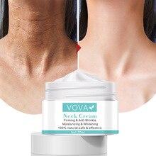 Firming and Anti Wrinkle Neck Cream Neck Line Erasing Cream Wrinkle Smooth Skin Anti Aging Whitening Cream 30ml