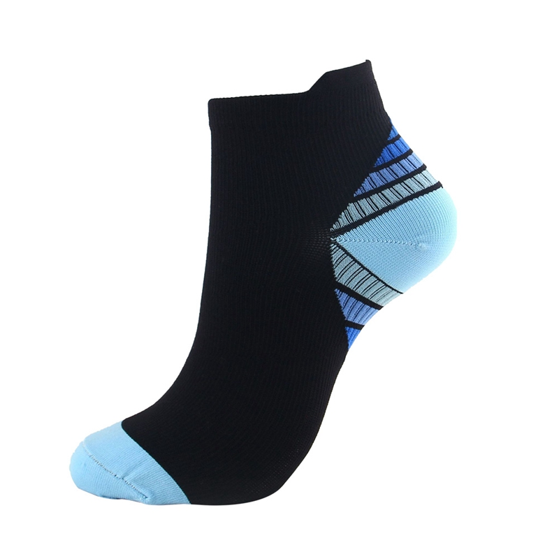 H Unisex Sport Compression Socks Printed Polyester Nylon Hosiery Footwear Accessories For Cycling Running Pro