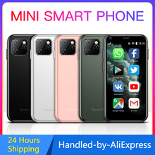 SOYES XS11 Super Mini Smartphone Android 6,0 1GB 8GB 2.5 ''Quad Core Google Spielen Markt Kleine 3G Nette Handy PK 7S XS S9X