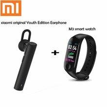 Original Xiaomi Eearphones Bluetooth 5.0 Earphones Youth Edition Wireless Earbuds Xiaomi MiVolume Control Handsfree Headset