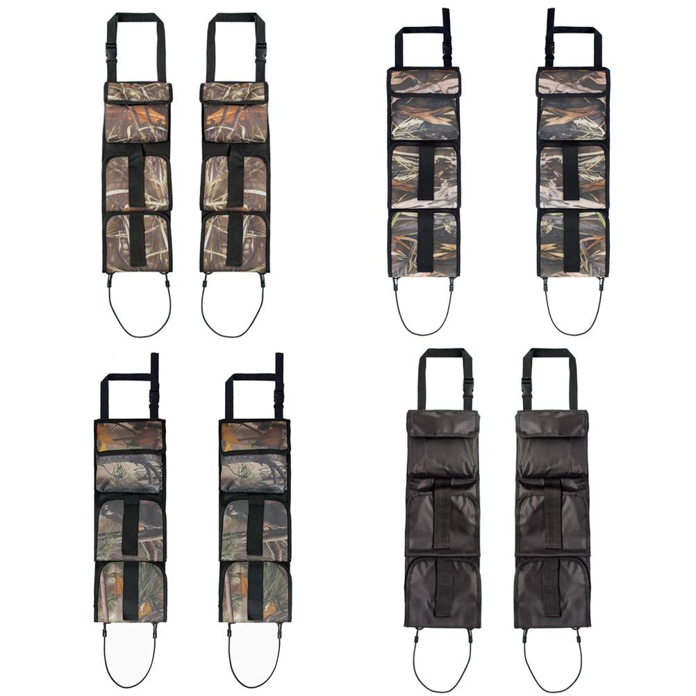 2pcs Car Backseat Gun Sling Rack Holder Portable Rifle Hanging Belt Holder for Cars Trucks Hunting Organizer Storage Bag Camo|Hunting Bags| - AliExpress