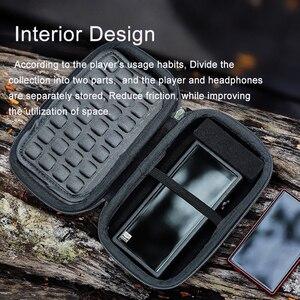 Image 4 - SHANLING C3 boîte de rangement pour lecteurs portables M0 M1 M3S M5S FIIO M5 M6 M9 M7 M3K M11 paquet multi usage Anti pression