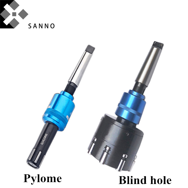 Customize Straight Shaft Mirror Rolling Cutter With Blind Hole D14xL100mm / D19xL140mm Burnish Roller Burnishing Tool