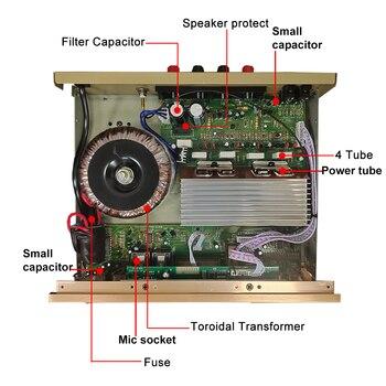 Усилитель мощности SUNBUCK AV-505AT, Bluetooth, USB, FM 3