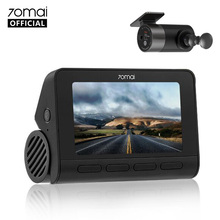 Latest 70mai Smart Dash Cam 4K A800 Built-in GPS ADAS Real 4K UHD Cinema-quality Image  24H Parking Monitior SONY IMX415 140FOV