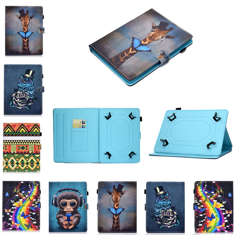 8.0'' Universal Sleeve Case For Samsung Galaxy Tab 4 8.0 SM-T330 T331 T335 E 8.0 SM-T377 Tab Pro 8.4 T320 T325 Tablet Cute Cover image