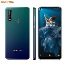 OUKITEL Helio P23 Mt6763t C17 Pro 64GB LTE/GSM/WCDMA Quick Charge 2.0 5g wi-Fi Octa Core
