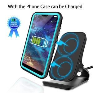 Image 4 - Shellbox Ốp Lưng Chống Nước Dành Cho Huawei P20/P20 Pro/P20 Lite/Mate 20 Pro Bơi Bao Da Ốp Lưng Điện Thoại coque Chống Nước Điện Thoại Trường Hợp