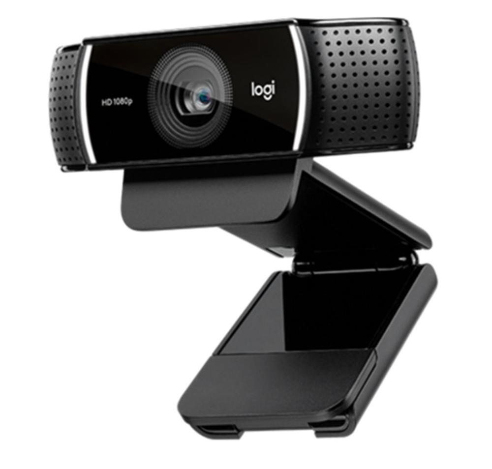 HD Smart 1080P Webcam Logitech C922 PRO autofocus built-in microphone full HD anchor webcam for Computer Lens USB Video camera