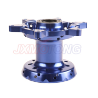 CNC Machined 36 Holes Front And Blue Rear Wheel Hub For KTM EXC250 EXC525 SX125 SX250 SX F 450 350 EXC200 2003 2016