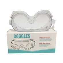 Protective Virus Anti Fog Chemical Eyewear