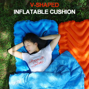 V Shaped Inflatable Mattress U