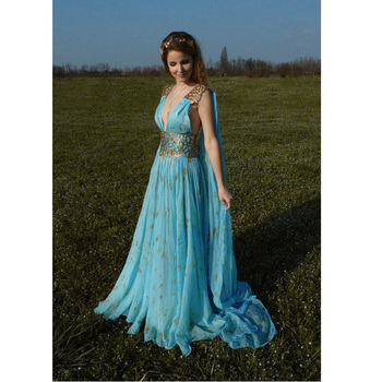 Women Dress Up Fancy Cosplay Costume Party COS Halloween Dress Vestido Mujer Dresses 1