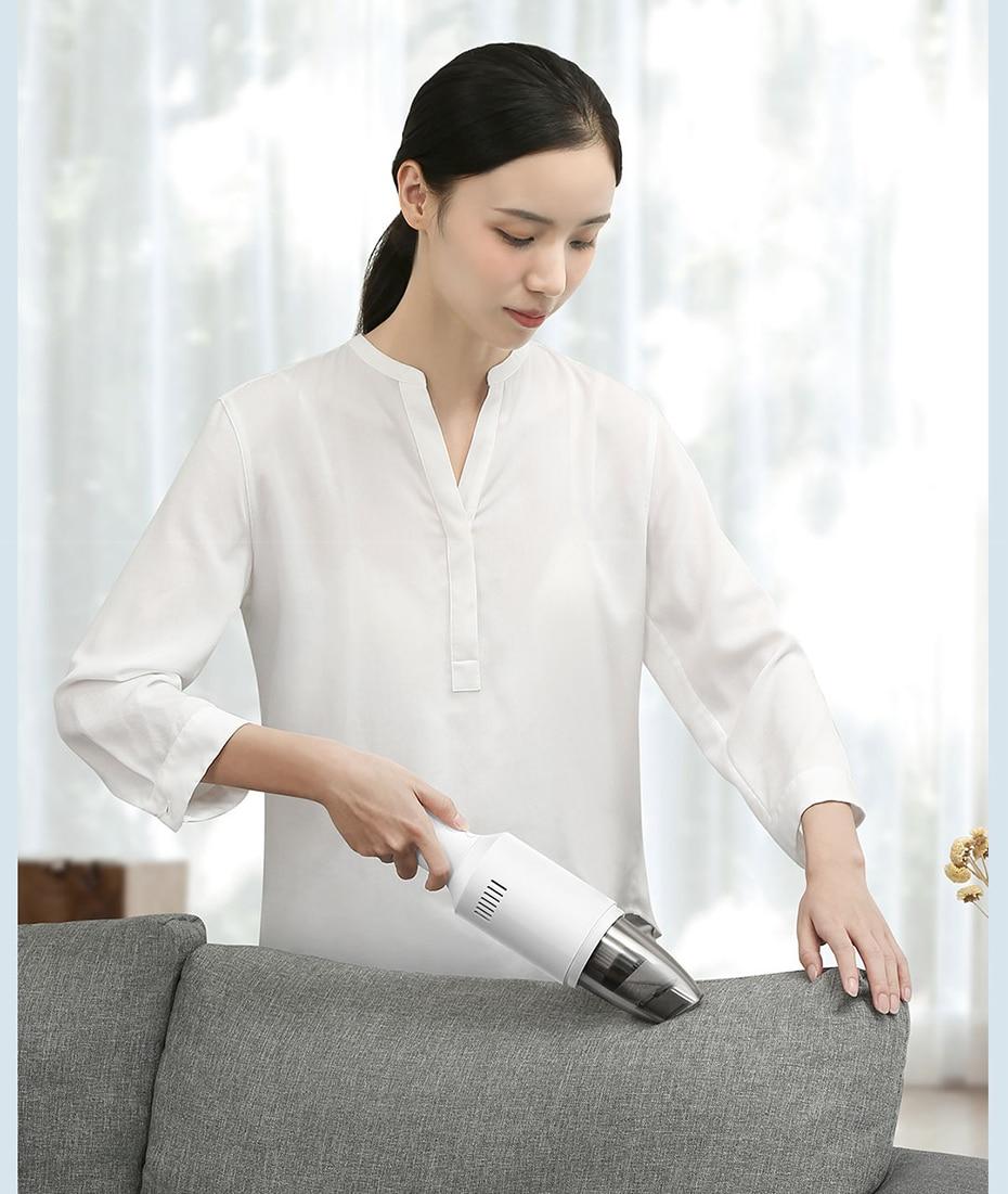 Xiaomi Z1 Portable Wireless Handheld Multi-purpose Vacuum Cleaner 7