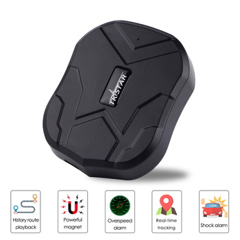 TKSTAR TK905 Car GPS Tracker Vehicle Tracker GPS Locator Car Tracking Device Strong Magnet For Motorcycle Trucks