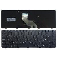 Spanisch Laptop tastatur Für Dell Inspiron N4010 14R N4020 N4030 N5030 M5030 SP SCHWARZ tastatur