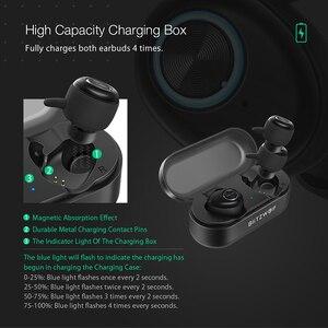 Image 4 - In Stock Blitzwolf BW FYE2 bluetooth 5.0 TWS True Wireless Earphone Sport Earbuds Twins Hi Fi Stereo Sound Bilateral Calls