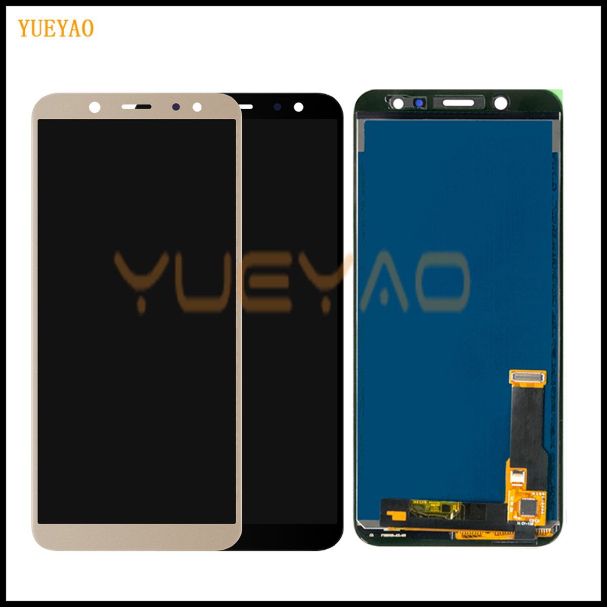 For SAMSUNG Galaxy A6 2018 A600 LCD Display Touch Screen Digitizer Assembly Replacement part For SAMSUNG A6 A600F A600FN LCD|Mobile Phone LCD Screens| |  - title=