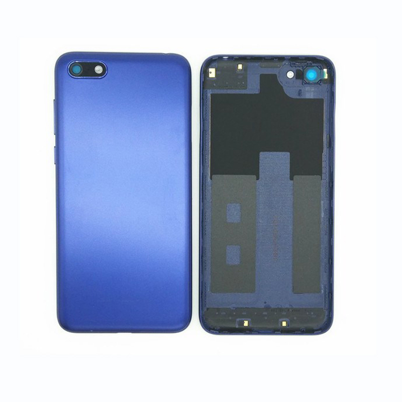 Original Rear Battery Door back cover Housing Middle Frame For <font><b>Huawei</b></font> Y5 Prime 2018 <font><b>DRA</b></font>-L01 <font><b>DRA</b></font>- <font><b>L21</b></font> L22 L23 <font><b>DRA</b></font> LX1 LX2 LX3 image