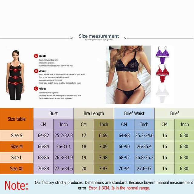 Women Underwear Sexy Lingerie Lace Bralette Bra And Panty Set Femme Crop Top G-string Transparent Brassiere Party See Through 6