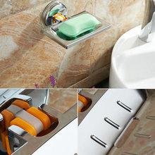 Держатель для мыла на присоске многослойная подставка из АБС