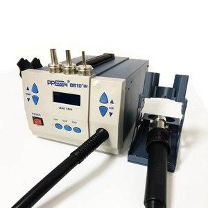 Image 3 - PPD 861D 1000 واط قوة كبيرة الحرارة بندقية الرصاص FreeSmart شاشة تعمل باللمس التحكم درجة حرارة ثابتة شاشة الكريستال السائل محطة desolding