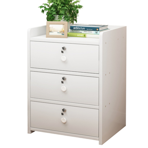 Image 4 - Szafka nocna, proste nowoczesne przechowywania ramki, szafka nocna, szafka nocna, mały stolik i małych otrzymaniu szafka