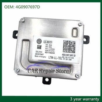 Daytime Driving Module Xenon Headlights Followe Controller For Audi VW CC OEM 4G0907697 4G0907697D, 4G0.907.697.D, 4G0907397D