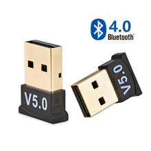 USB Bluetooth 4.0 Adapter Receiver Wireless Bluethooth Dongle Music Mini Bluthooth Transmitter