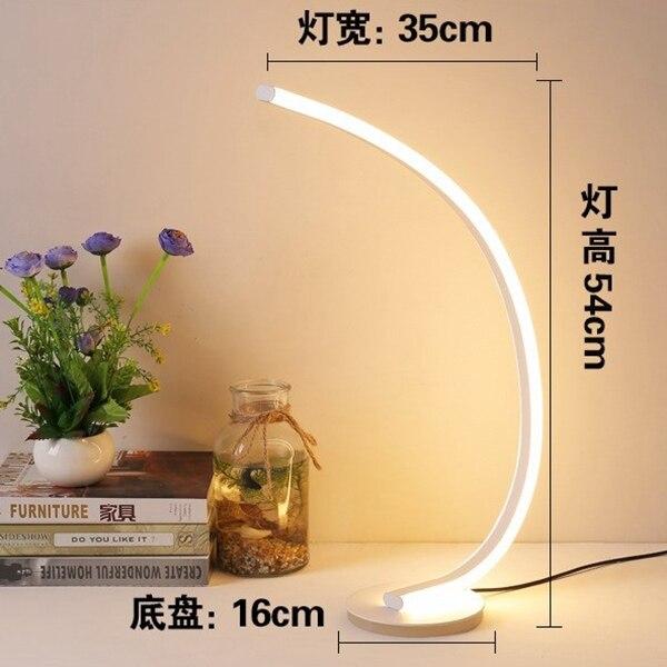 Table lamp C white