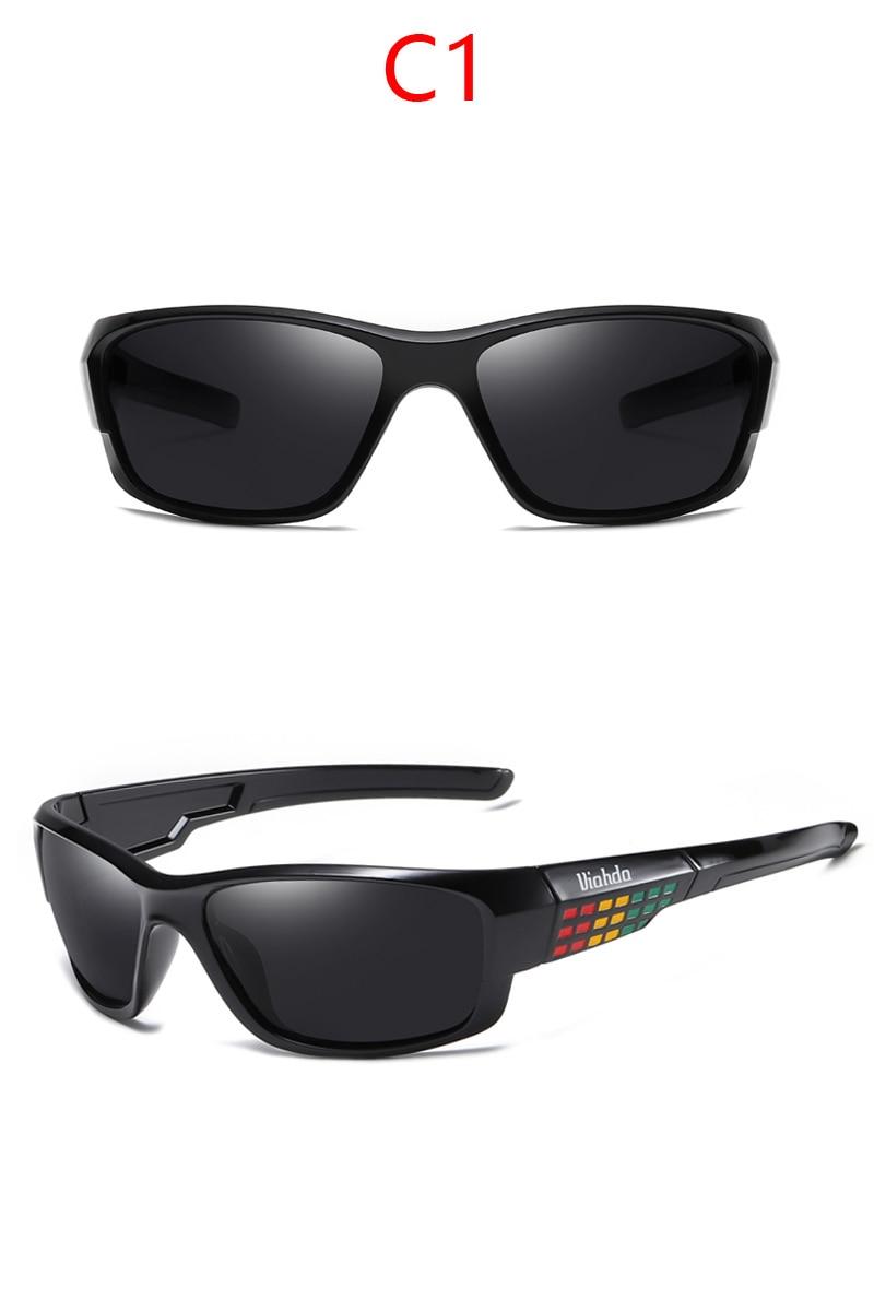 sol dos homens moda masculina óculos de