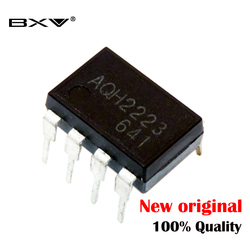 10PCS AQH2223 DIP-7 2223 DIP7 DIP solid state relay IC chip Manifold