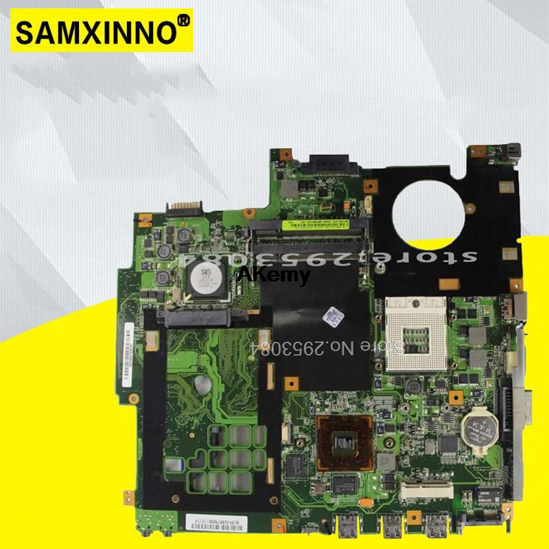 For ASUS X50N F5N X50M F5M Laptop Laptop Mainboard Motherboard Test Ok