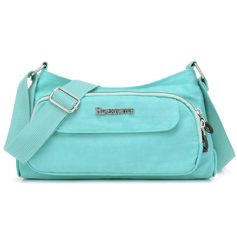 2019 Fashion Women Messenger Bags Nylon Bags For Women Shoulder Bags Handbags Famous Designer Crossbody Bags Sac A Main Red