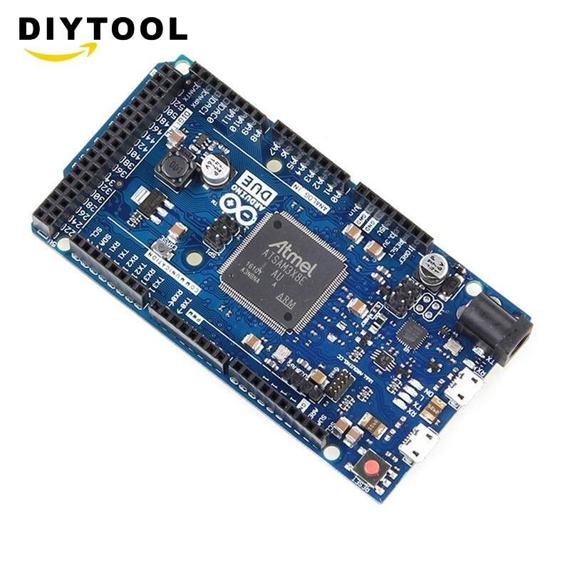 Devido r3 sam3x8e 32-bit braço Cortex-M3 módulo de placa de controle para arduino sem cabo