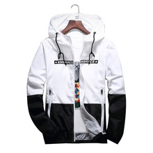 DropShipping Wholesale Spring Autumn Bomber Hooded Jacket Me