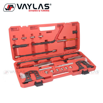 Valve Oil Seal Removal Tools Set Valve Spring Pliers Removal Tool Kit Professional Automotive Repair Tools for hitachi ex200 1 ex200 control valve seal repair service kit excavator oil seals 3 month warranty