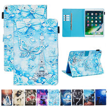 Tab A6 10.1 T580 Kawaii Unicorn Horse PU Leather Case Cover For Samsung Galaxy Tab A A6 10.1 T585 SM-T580 SM-T585 Tablet
