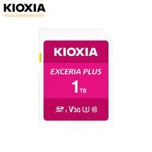 (Ранее toshiba)kioxia 1 ТБ 512g exceria plus sd карта памяти