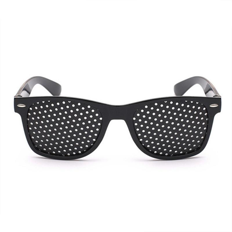 Eye Protection Glasses 1/2/5pcs Vision Care Glasses Wearable Corrective Glasses Improver Stenopeic Pin Hole Anti-fatigue