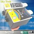 Качественные совместимые чернильные картриджи для SM210 SM215 SC210 для samsung CJX-1000/CJX-1050W/CJX-2000