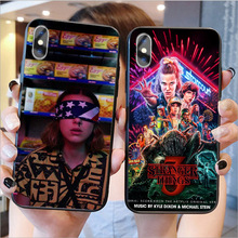 Stranger things season 3 Soft silicone Cover Phone Case For iPhone 11 Pro MAX 5 5S SE 6 6S Plus 7 7Plus 8 8Plus X XR XS MAX yinuoda stranger things custom photo soft phone case for iphone x xs max 6 6s 7 7plus 8 8plus 5 5s se xr 11 11pro max