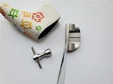 Clubes de golfe fastback especial 1.5 putter clubes de golfe fastback1.5 taco de golfe 33/34/35 Polegada eixo de aço com cobertura