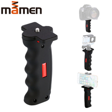 MAMEN Anti-shock Handheld Handle with universal 1/4 Screw  Grip for Camera/GoPro/Smartphone Photography accessories Stabilizer