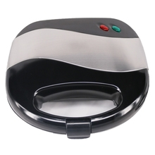 лучшая цена Electric Walnut Cake Maker Automatic Mini Nut Waffle Bread Machine Sandwich Iron Toaster Baking Breakfast Pan Oven EU Plug