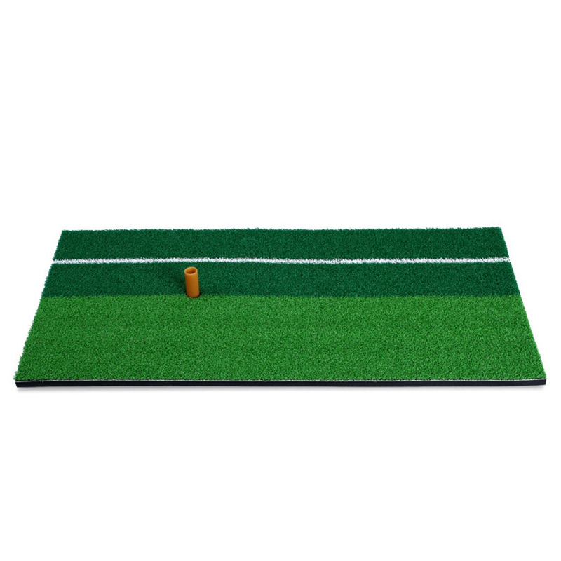 Golf Mats Portable Indoor Exercise Mats Thickening Swing Ball Mats