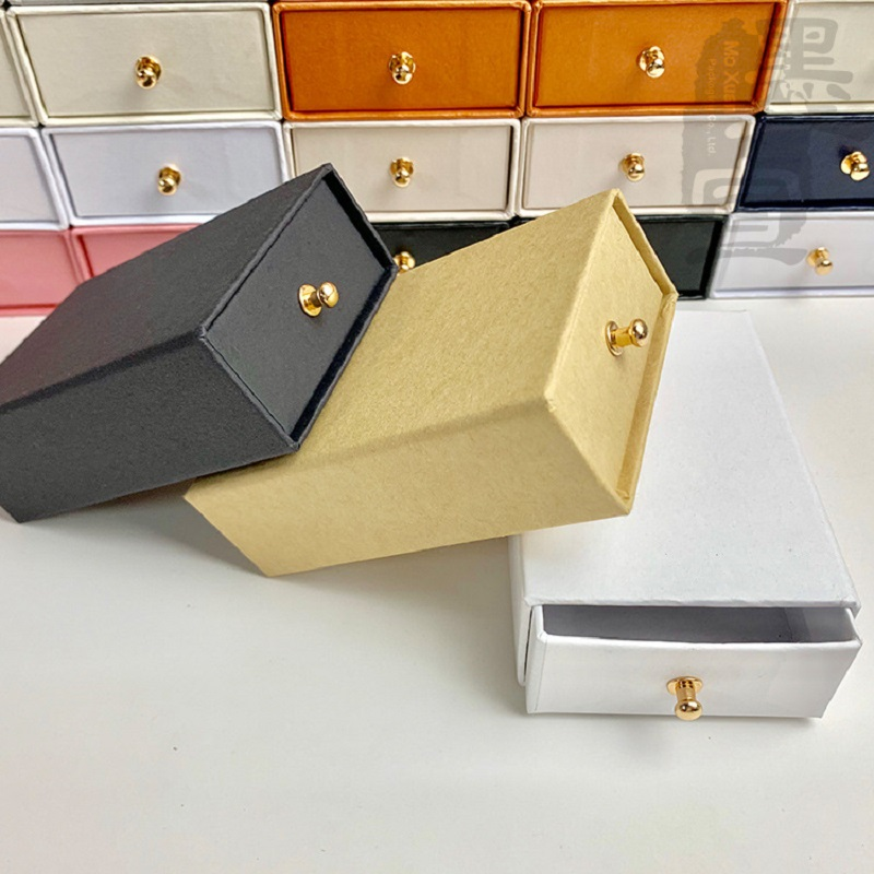 20 A5 White  Kraft Brown Window Gift Boxes Favours Greeting Cards Jewellery Boxes